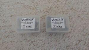 2pcs Orange Dual Discrete Op-Amp