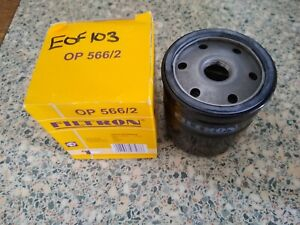 QUALITY OIL FILTER - FITS: LANCIA FULVIA - 1200 / 1300 / 1600 / HF (1968-75)