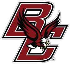 "Boston College Eagles NCAA Car Bumper Window Notebook Sticker Decal 4""X5"""