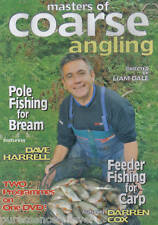 MASTERS OF COARSE ANGLING: POLE FISHING BREAM/FEEDER CARP (PAL R0 DVD) (Sld)
