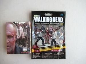 THE WALKING DEAD PLAYING CARDS NEW & McFARLANE Collectible Figure 1 of 8 NIP