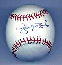 Jake Peavy Signed Official MLB Baseball PSA/DNA