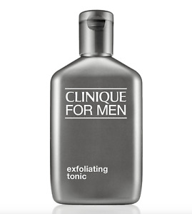 CLINIQUE for MEN Exfoliating Tonic Smooth Skin Shave Prep 6.7oz 200ml NeW