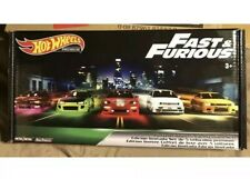 Hot Wheels 2019 Fast and Furious Premium Collectors Boxed Set Limited Edition.