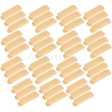 45pcs Closed 3 Single Coil Pickup Covers For ST Guitar replacement Plastic