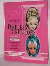 Barbie Doll Price Guide Book 3 By Margo Rana 1986-1996 Timeless Creations