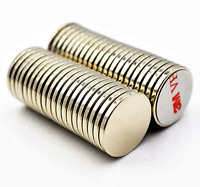large & small NEODYMIUM MAGNETS 3M Self Adhesive Backing ~ 1mm 2mm thick ~ SOUTH