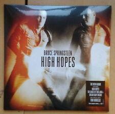 High Hopes, Bruce Springsteen 180 GRAM Vinyle LP album, CD, Tom Morello SEALED