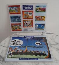 ASTERIX ET OBELIX   collector les fous rires d'asterix 8 dessins en pochette