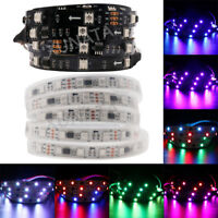 12V 5050 WS2811 RGB LED Pixel Strip Light Lamp 30/48/60leds/m Flexible Tape