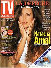 TV Magazine Janvier 1997: NATACHA  AMAL_NOA_PAUL AMAR_LAURENT BIGNOLAS