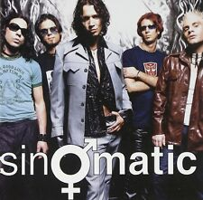 Sinomatic by Sinomatic PROMO CD 2001 - only 4 songs, DEMO Atlantic - Sealed