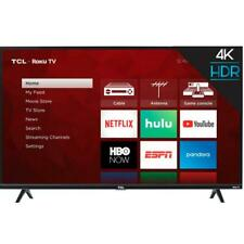TCL 50S425 50-Inch Roku 4K Ultra HD LED Wi-Fi Smart TV (2019) 50S425