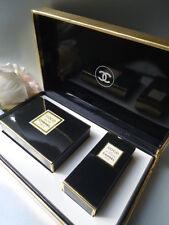 CHANEL COCO RARE VINTAGE BOXSET 19ml EDT & una strabiliante 145g Bagno Sapone NR Nuovo di zecca BOX