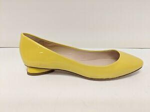 Kate Spade Fallyn Ballet Flat, Vibrant Canary, Women's 7 M