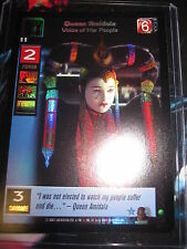 SWCCGYJ CCG YOUNG JEDI REFLECTIONS FOIL MINT SUPER RARE N° 9 QUEEN AMIDALA