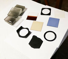 Cokin Camera Filter System with Holder and cases EXCELLENT