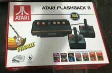 Atari Flashback 8 Black Classic Game Console