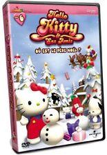 Aventures de Hello Kitty et ses amis - 6 - Où est le Père Noël ? [DVD]
