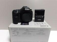 Canon EOS 7D 18.0MP Digital SLR Camera - Black (Body only)