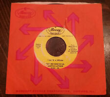 Rare Promo 45 Martin Luther King Jr I Have A Dream Mountain Top Eulogy Mercury