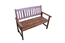 Outdoor Malay 2 Seater Bench