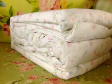 NWT SIMPLY SHABBY CHIC KING SIZE FLORAL COTTON CANDY SHEET SET RACHEL ASHWELL