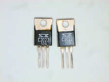 "2sc2022 ""Original"" Sanken Transistor 2 Stück"