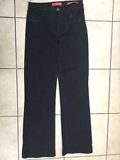 NYDJ Not Your Daughters Jeans Ladies Black Jeans Size 8 Great Condition.