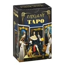 New French Elegant Tarot ( in russian ) 78 cards Французское Таро
