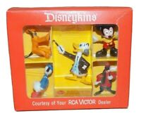 DISNEYKINS Figures - RCA Victor Premium