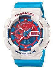 Casio G Shock *GA110AC-7A Doraemon Blue Red White Anadigi Gshock COD PayPal