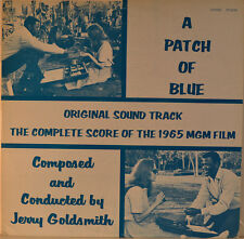 "OST - SOUNDTRACK -A PATCH OF BLEU - JERRY GOLDSMITH 12"" LP (M15)"
