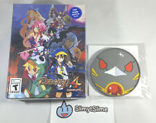 Disgaea 4 Complete+ - HL-Raising Limited Edition Sony PlayStation 4 PS4 NEW RARE