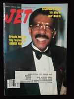Jet Magazine Issue March 1 1993 Richard Pryor Don't Give Up Farewell Arthur Ashe
