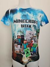 tee-shirt Minecraft