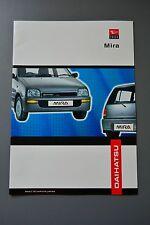 Brochure Daihatsu Mira