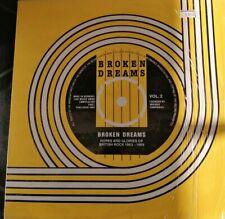 Broken Dreams Volume 2 Vinyl Record, Compilation of British 60s Garage and Freak