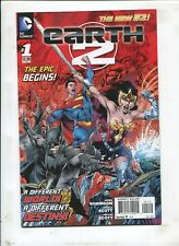 "EARTH 2 #1 - ""A DIFFERENT WORLD! A DIFFERENT DESTINY"" - (9.0) 2012"