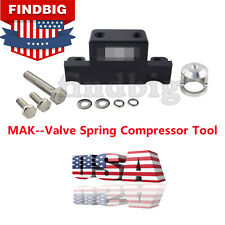 New Valve Spring Compressor Tool For Honda Acura K20, K24, F20C, F22C Black USA