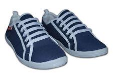 Zapatillas deportivas de mujer azules, talla 40