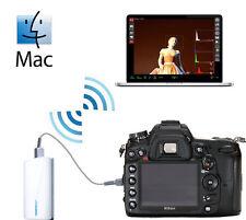 Wifi Wireless Remote Transmitter Nikon D810 D610 D800 D7000 D7100 D4 D3 Macbook