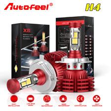 AUTOFEEL H4 HB2 1350W 202500LM LED Headlight Kit OSRAM High/Low Beam Bulbs 6500K