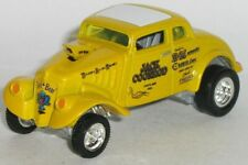 Cool HOT WHEELS / JACK COONROD / 1933 WILLYS / PRO STOCK / Rubber Tire Gasser
