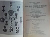 Décorations anciennes et modernes françaises & étrangères 1950