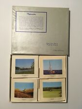 Color Stationary/Note Cards NEBRASKA by Bright of America VINTAGE Free Shipping!