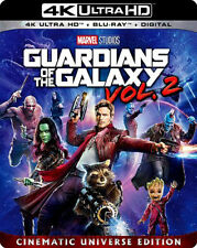Guardians of the Galaxy Vol. 2 Volume Two 4K Ultra HD Blu-ray Digital Copy Pack