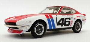 Greenlight 1/24 Scale 18301 - 1970 Bre Datsun 240Z #46 - Orange White