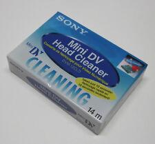 1 Sony D370 Mini DV head cleaning tape for JVC GR D230 D250 D270 D295 D350 D370