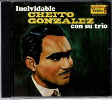 Cheito Gonzalez con Su Trio Inolvidable   BRAND  NEW SEALED CD